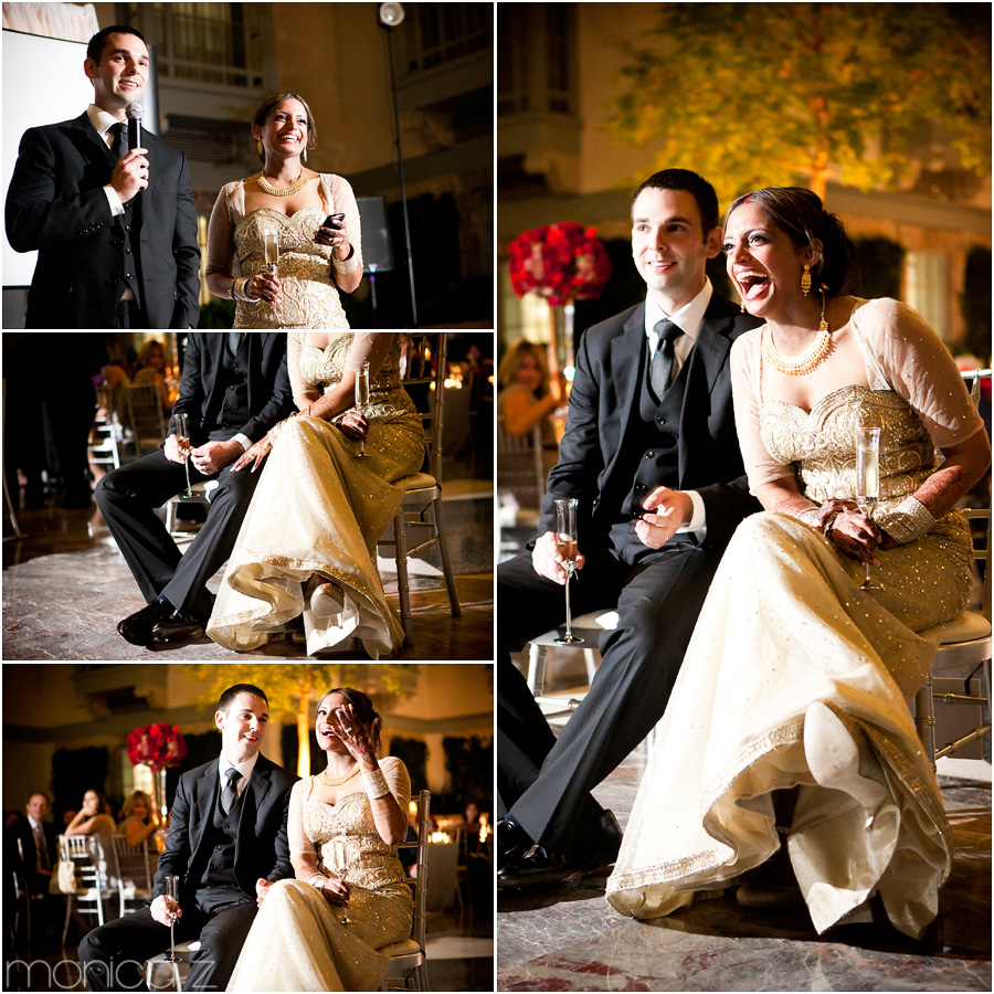 Harold Washington Library Wedding: Noopur & Scott